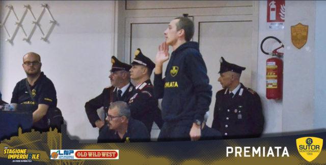 """COACH CIARPELLA SULLA SFIDA CONTRO SENIGALLIA:"""" PERIODO INTENSO, MA DOMENICA DOBBIAMO FARCI TROVARE PRONTI"""""""