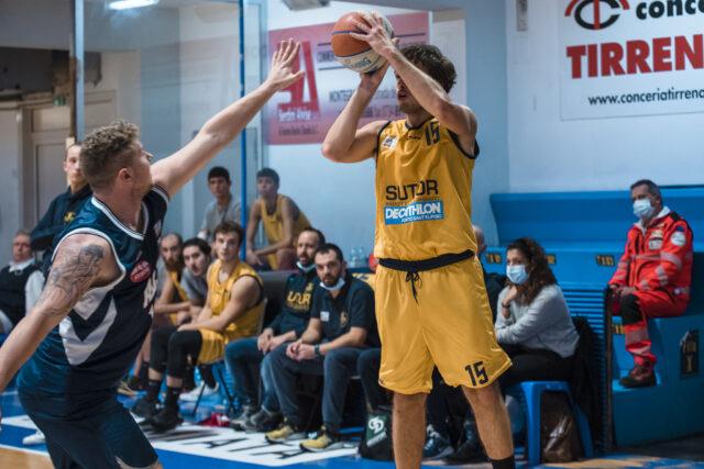 Decathlon Basket Montegranaro – Aurora Basket Jesi 76-80