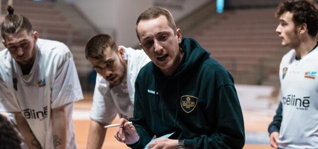 Dopo sette anni coach Marco Ciarpella lascia la Sutor Basket Montegranaro