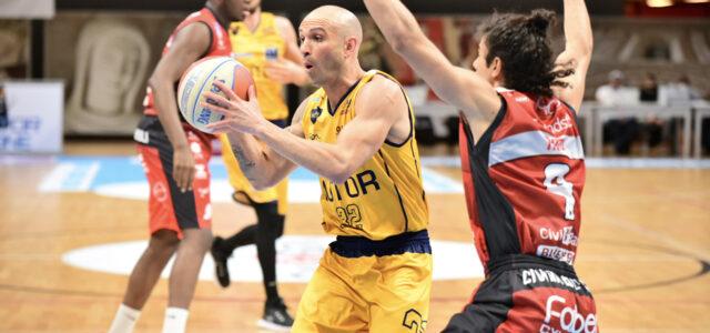 UEB Gesteco Cividale – Sutor Basket Montegranaro 59-63