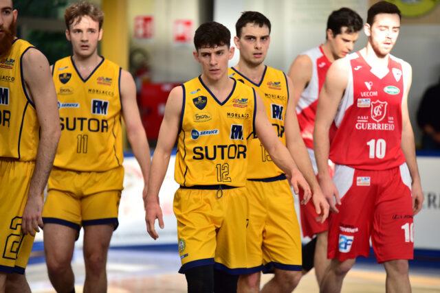 Sutor Basket Montegranaro – Guerriero Padova 95-71