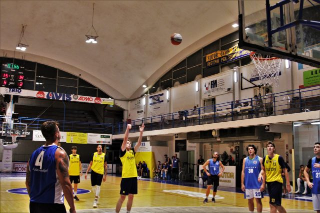 Le prime partite di campionato la Sutor Montegranaro le giocherà al palasport di P.S.Giorgio.