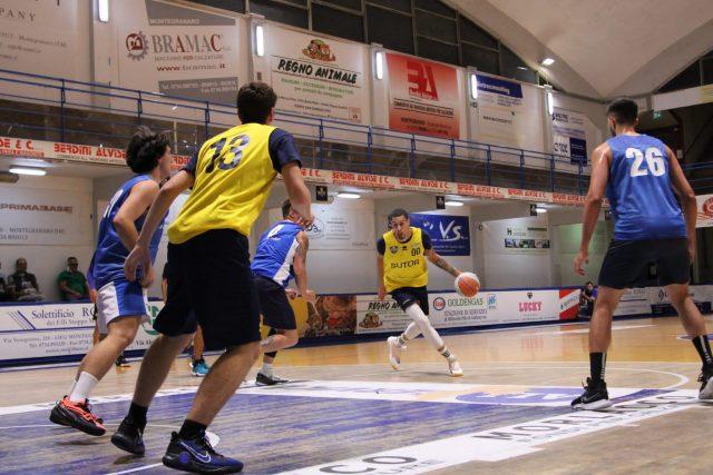 Nella sesta amichevole stagionale, la Sutor Montegranaro gioca bene e vince tre quarti contro P.S.Elpidio
