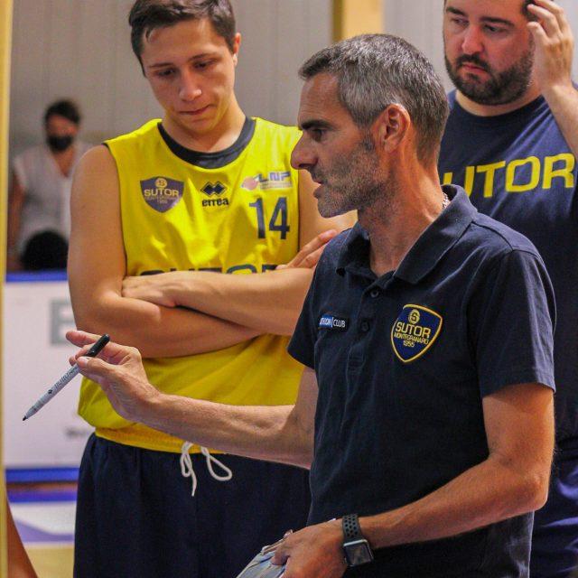 Le considerazione di Coach Massimiliano Baldiraghi dopo la sconfitta di Civitanova