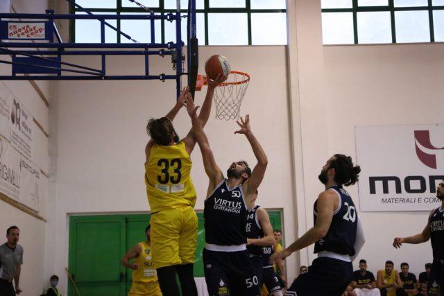 Seconda sconfitta in campionato, la Sutor esce battuta da Civitanova per 67-52